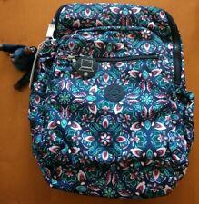 NWT Kipling Seoul Go Large Laptop Backpack Student Travel Bag Glorious Serenity