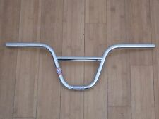 Haro fusion chrome Sledge Hammer bmx handlebars rare old mid school freestyle