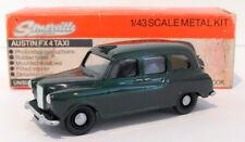 Somerville Models 1/43 Scale 100K - Austin FX4 Taxi Ready Built Kit - Green