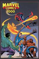 MARVEL COMICS #1000 DITKO HIDDEN GEM RATIO 1:100 VARIANT