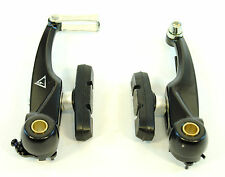 BMX BIKE V-BRAKE CALIPER, LINEAR PULL, FRONT OR REAR