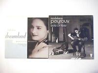 Unique Lot de 2 CD Single ▬ MADELEINE PEYROUX ▬ Port GRATUIT