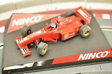 "50162  NINCO  1/32 SLOT CAR F-1 F310 B ""N"" 5 RED FERRARI"