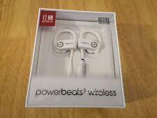 Beats by Dr. Dre Powerbeats 3 inalámbrico con Gancho para Orejas Deportes Auriculares-Blanco