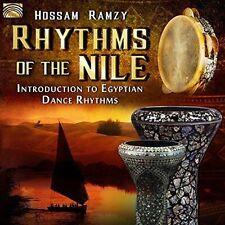 HOSSAM RAMZY - RHYTHMS OF THE NILE: INTRODUCTION TO EGYPTIAN DANCE RHYTHMS * NEW
