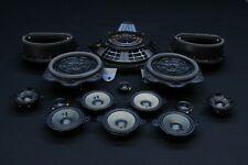 Audi A5 S5 F5 Coupe B&o Bang & Olufsen Soundsystem Speakers Loud Speaker Set