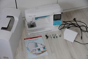 Husqvarna Viking Opal 670 - Computer Nähmaschine + Zubehör Top Zustand