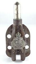 Algonquin Regiment Mortar Trench Art Lighter Waterloo Sunshine L229