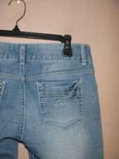 SUPER SEXY GUESS BABY BOOT  JEANS SIZE 26... WOW!!!