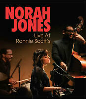 NORAH JONES - LIVE AT RONNIE SCOTT'S DVD ~CARRY ON~FLIPSIDE~DON'T KNOW WHY *NEW*
