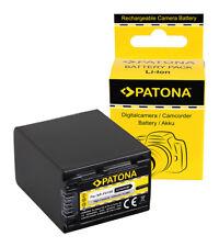 Batteria Patona 2850mAh per Sony HDR-CX360E,HDR-CX360V,HDR-CX360VE,HDR-CX370