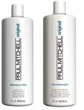 Paul Mitchell Shampoo One & The Detangler Litres