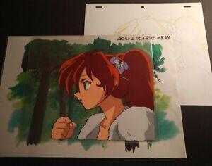**Legit** Inuyasha Anime Sesshomoru Iron On Authentic Fabric Patch #7152