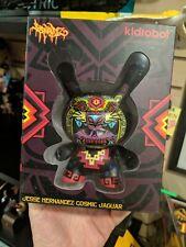 Kidrobot 5 Inch Dunny, Jesse Hernandez, Cosmic Jaguar