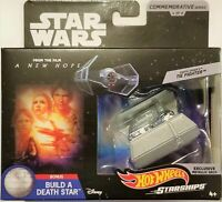 Hot Wheels - Star Wars Commemorative Series Darth Vader's Tie Fighter (BBFYT85)