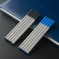 Rollerball Pen Refills With High Quality Style Blue And Blank Ink For Office