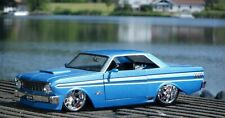 Jada 1:24 1964 Blue Ford Falcon Bigtime Muscle Hobby Exclusive Rare