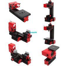 6 in1 Mini CNC Holz Metall Drehmaschine Drehbank Fräsmaschine Bohren