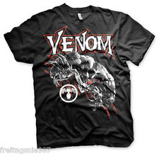 VENOM MARVEL  T-Shirt  camiseta cotton officially licensed