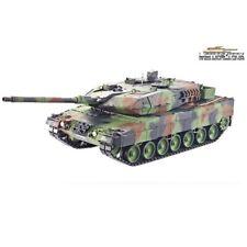 Neuheit !!! 1/16 RC Panzer Leopard 2A6 IR + Servo Taigen Metall Edition