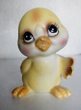 VTG ANTHROMORPHIC NORCREST BABY BIRD CHICK FIGURINE