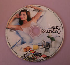 Lazy Sunday CD COVER MISSING Put A Spell on You The Closest Thing to Crazy Fever