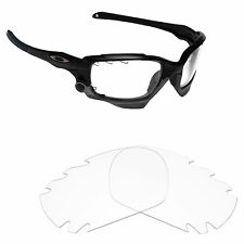 Newest Replacement Lenses for-Oakley Jawbone Vented HD Clear