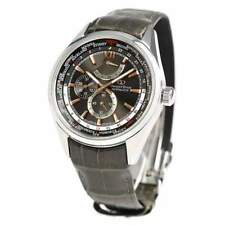 ORIENT ORIENTSTAR World Time WZ0091JC Mechanical Automatic Men's Watch New