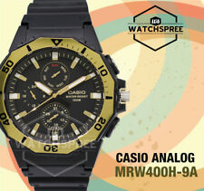 Casio Men's Diver Style Watch MRW400H-9A