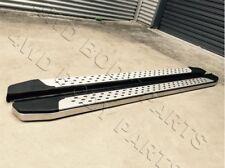 Aluminium Side Steps Running Boards for Toyota Rav4 2006 to 2013