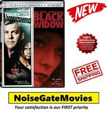Brand New - The Vanishing/Black Widow (DVD, 2-Disc Set) - Ships Out Same Day!