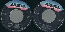 DISCO 45 GIRI         CARLY SIMON ‎– LET THE RIVER RUN // CARLOTTA'S HEART