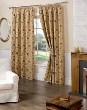 Polycotton Floral Traditional Curtains