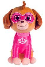 """Nuevo Oficial 12"""" Paw Patrol de Juguete Suave Felpa superhéroe Skye Cachorro Perros Nickelodeon"""