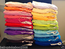 23 x Baby Cloth Nappies+ 46 inserts Reusable Washable