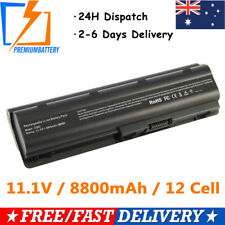 12-Cell Battery For HP Pavilion dv5 dv6 dv7 g4 g6 g7 593553-001 MU06 MU09 MU09XL
