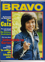 BRAVO Nr.39 vom 20.9.1972 Cats, Barbara Feldon, Jürgen Drews, Bata Illic - TOP