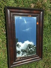 American Empire Large Mahogany Mirror or Looking Glass #2 Ca 1830-1840