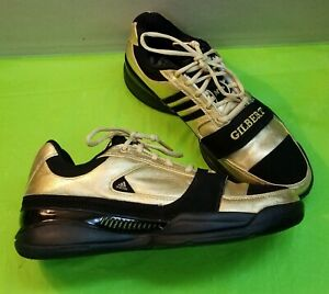🔥👟 Adidas TS Lightswitch Gil 2 MVP edition mens Size 11 Vote For Gilbert Gold
