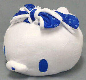 Taito Chax GP All Purpose Bunny Head XL Jumbo DX White 42cm Soft Plush CGP-521