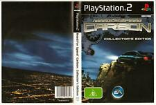 Need For Speed: Carbon: Collector's Edition - Playstation 2. Complete