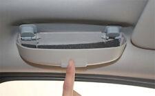308449 Beweglicher Grau Kunststoff Auto Innenraum Dach Sonnenbrillen Brillenetui