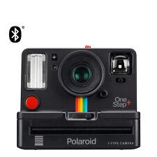 Polaroid OneStep+ Sofortbildkamera i-Type Bluetooth Blitz Schwarz