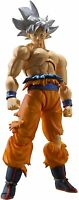 Bandai Dragon Ball Super S.H. Figuarts Ultra Instinct Son Goku Figure USA Seller