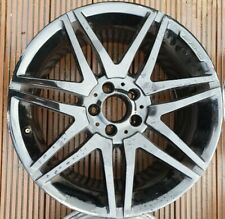4 Genuine A2124014702 Mercedes 5 stud 19 inch AMG Alloy Rims