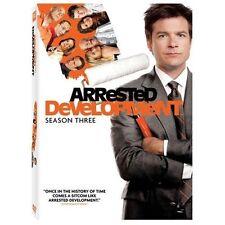 Arrested Development - Season 3 (DVD, 2009, 2-Disc Set) Very good or better.