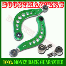 Honda Civic Rear Camber Arms Kit 06-10 2006 2007 2008 2009 2010 GREEN Brand New