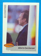 PANINI SUPERCALCIO 2000/2001-Figurina/Sticker-n.45-ZACCHERONI-ALLENATORI-New