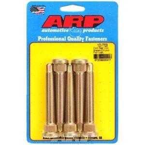 ARP Bolts 100-7703 For Ford rear disc brakes/Fits Chrysler front wheel stud kit