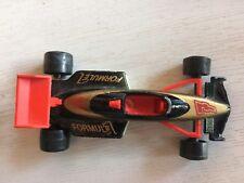NovaCar Formule 1 Team Formula 1 Racing Car Toy Black Red & Gold sports car